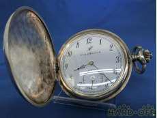 機械式懐中時計|AERUWATCH
