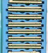 新幹線200系-0番台ピンストライプ基本8両セット MICRO ACE