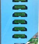 ワム80000/28000番台 モスグリーン6両セット MICRO ACE