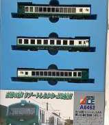キハ48型リゾートしらかみ・橅(ぶな)編成登場時3両セット MICRO ACE