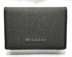 ブルガリ 名刺入れ カードホルダー|BVLGARI