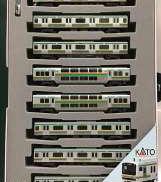 E231系(東海道線仕様)8両基本セット KATO