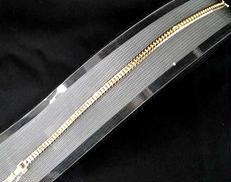 K18喜平ブレスレット|10.4G 17CM