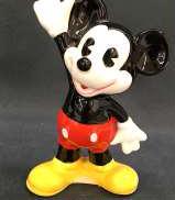 ミニチュア陶器人形 置物 飾り フィギュア DISNEY