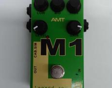 アンプエミュレーター|AMT ELECTRONICS
