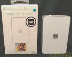 スマートフォン用フォト&ビデオプリンター FOX