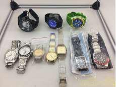 腕時計まとめ売り 保証なし ハイドロゲン・CPS・ワイヤード他