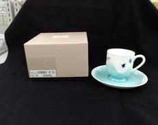谷型珈琲碗皿|深川製磁