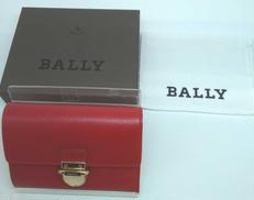 折財布 BALLY