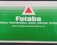 フタバ ヘリ用プロポ ジャンク|FUTABA