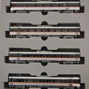 383系ワイドビューしなの4両増結セット|KATO
