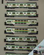 E231系東海道線仕様8両基本セット|KATO