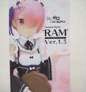 Premium figure RAM Ver.1.5|株式会社KADOKAWA刊