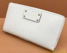 ラウンドファスナー財布|KATESPADE