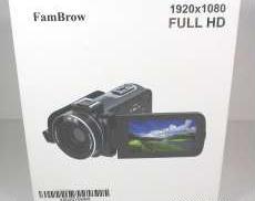 デジタルビデオカメラ FRAM BROW
