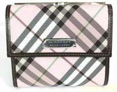 二つ折り財布|BURBERRY BLUE LABEL