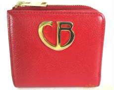 二つ折り財布 BURBERRY BLUE LABEL