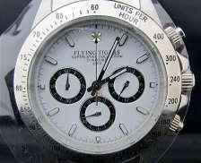 クロノグラフ 腕時計 FLYING TIGER