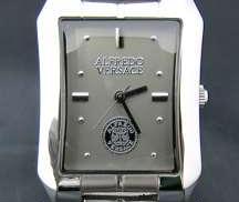 クォーツ・アナログ腕時計|alforedo versace