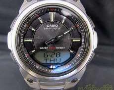 ウェーブセプター 電波時計|CASIO