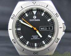 自動巻き腕時計|TUTIMA