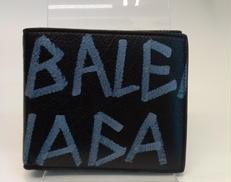 2つ折り 財布 BALENCIAGA