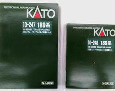 189系グレードアップあさま|KATO