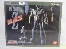 超合金魂 GX-01B ブラックマジンガーZ[限定版] BANDAI