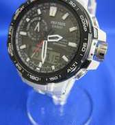 プロトレック トリプルセンサー タフソーラー時計|CASIO