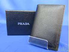 サフィアーノカードケース|PRADA