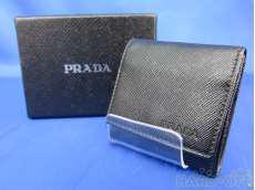 サフィアーノコインケース|PRADA