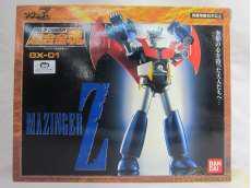超合金魂 GX-01 マジンガーZ BANDAI