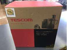 フードプロセッサー|TESCOM