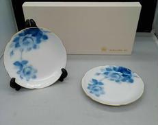 銘々皿2枚組|大倉陶園