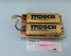 ニカドバッテリー2個セット TAMIYA