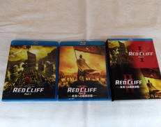 RED CLIFF PART1&2|BLU-RAY DISK