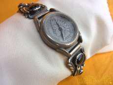 インディアン風腕時計|STERLING