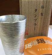 グラス関連 大阪錫器