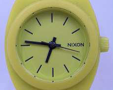 THE SMALL TIME TELLER P NIXON
