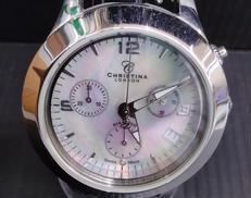 腕時計 CHRISTINA