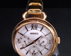 腕時計 WIRED