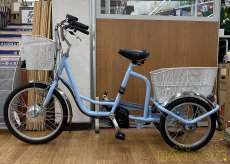 電動アシスト三輪自転車|MIMUGO