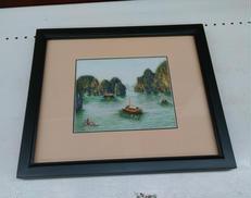 伝統ベトナム手刺繍|グエン・クオック・スー