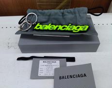 ロゴ・キーリング|BALENCIAGA