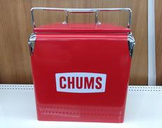 スチールクーラーボックス CHUMS