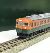 165系 急行「アルプス」 8両セット KATO