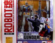 ROBOT魂〈SIDE MS〉 RX-78-2ガンダムver. A.N.I.M.E. BANDAI