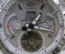 手巻き腕時計|DOMINIC