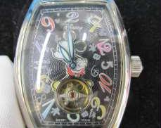 手巻き腕時計|ディズニー