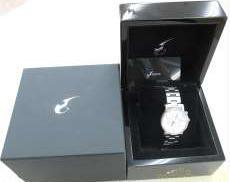 クォーツ・アナログ腕時計 GSX